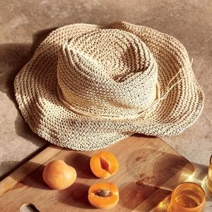 FP Mellow Mood Straw Hat (OS)